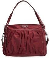 M Z Wallace Toni Bedford Nylon Shoulder Bag - Grey