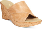 Onex Christina Platform Wedge Sandals