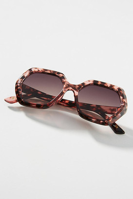 Anthropologie Marcia Oversized Sunglasses By in Assorted Size ALL