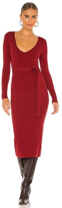 House Of Harlow x REVOLVE Aaron Knit Dress