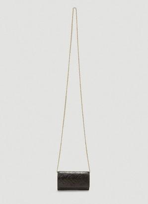 Burberry Mini Monogram Crossbody Bag