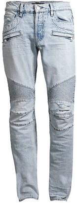 Hudson Blinder Biker Motion Skinny Jeans