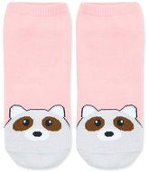 Forever 21 FOREVER 21+ Raccoon Ankle Socks
