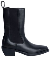 Thumbnail for your product : Tony Bianco Dua Black Como Ankle Boots
