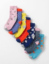 Boden 7 Pack Sock Box