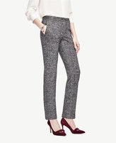 Ann Taylor Mixed Tweed Ankle Pants