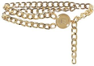 Balmain Exclusive to Mytheresa Chain belt