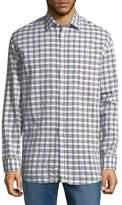 Billy Reid Men's John Plaid Button-Down Shirt