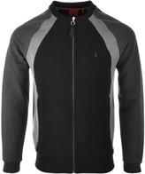 Luke 1977 Bodenham Full Zip Sweatshirt Black