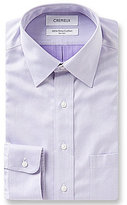 Daniel Cremieux Non-Iron Fitted Classic-Fit Spread-Collar Solid Dress Shirt