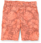Carter's Tropical Flower Bermuda Shorts - Preschool Girls 4-6x