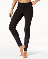 Gaiam Zoey Printed Yoga Leggings
