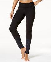 Gaiam Zoey Printed Yoga Leggings