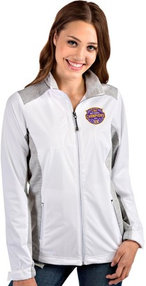 Antigua Women's LSU Tigers 2019 National Champions Revolve Jacket