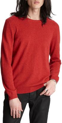 John Varvatos Men's Slim-Fit Cashmere Crewneck Sweater
