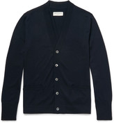 Officine Generale - Nina Slim-fit Merino Wool Cardigan