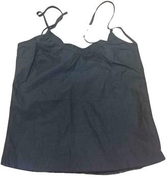 Henry Cotton Black Cotton Top for Women