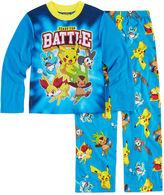 Pokemon Pokmon 2-pc.Pajama Set - Boys 4-10