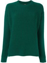 Odeeh crew neck jumper - women - Virgin Wool - 42