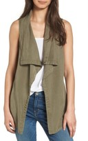 Splendid Women's Wilder Drape Vest