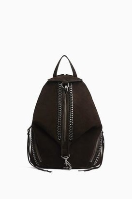 Rebecca Minkoff Julian Backpack with Chain Inset