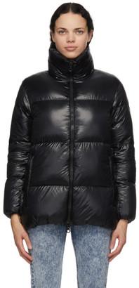 Duvetica Black Down Alwaid Jacket