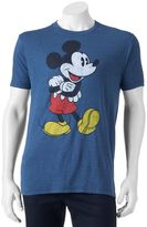 Disney Men's Disney's Mickey Mouse Arms Crossed Tee
