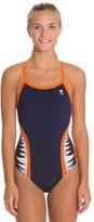 TYR Shark Bite Diamondfit One Piece Swimsuit 8117549