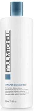 Paul Mitchell Awapuhi Moisture Lather Shampoo, from Purebeauty Salon & Spa