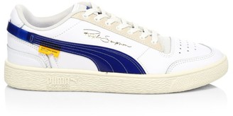 Puma x Randomevent Ralph Sampson Low-Top Leather Sneakers