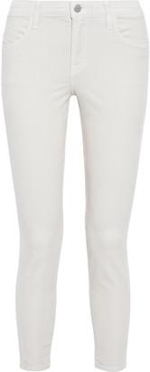 J Brand Alana Cotton-blend Corduroy Skinny Pants