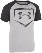 Under Armour Raglan Baseball Print Shirt, Toddler & Little Boys (2T-7)