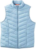 Joe Fresh Women's Puffer Vest, Teal (Size XL)