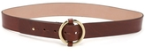 Rag & Bone Gail Belt In Brown