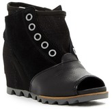 Sorel Joanie Mesh Wedge Bootie