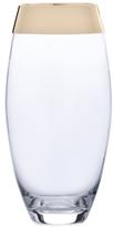 """Mikasa Serenity Gold 10"""" Teardrop Vase"""