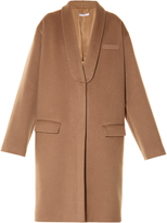 Givenchy Single-breasted cashmere and wool-blend coat