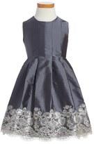 Isabel Garreton Toddler Girl's Sleeveless Taffeta Dress