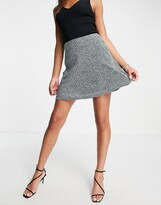 Thumbnail for your product : And other stories & mini skirt in green print