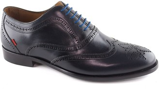 Marc Joseph New York Madison Wingtip Leather Oxford