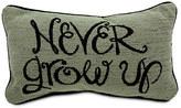 Disney Peter Pan Pillow - ''Never Grow Up''