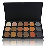 PhantomSky 18 Color Eyeshadow Makeup Palette Cosmetic Contouring Kit #4 - Perfect for Professional and Daily Use