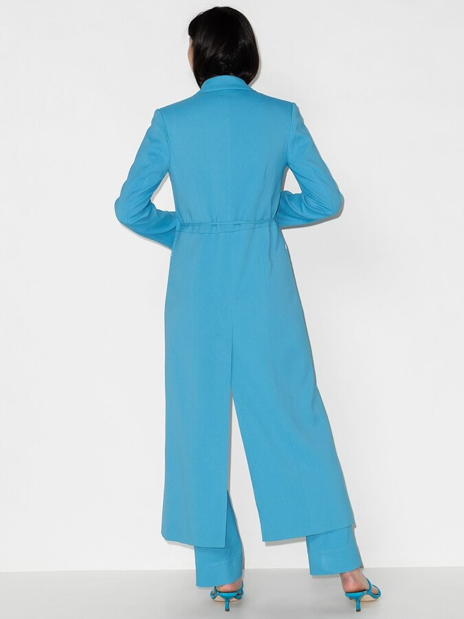 Thumbnail for your product : Supriya Lele Notch-Lapel Tailored Coat