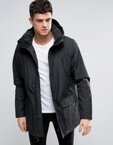 Rvca Ground Water Repellent Jacket