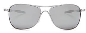 Oakley Men's Crosshair Polarized Square Sunglasses, 65mm