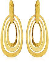 Herve Van Der Straeten Intemporelle Rounded Square Earrings