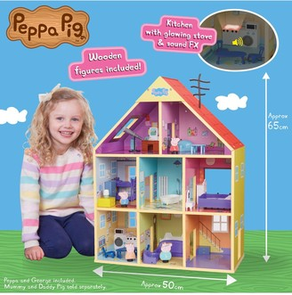 Peppa Pig Peppa's Wooden Playhouse