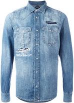 Diesel D'Broome shirt - men - Cotton - L