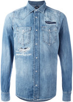 Diesel D'Broome shirt - men - Cotton - XL