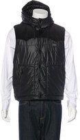 Dolce & Gabbana Hooded Quilted Vest